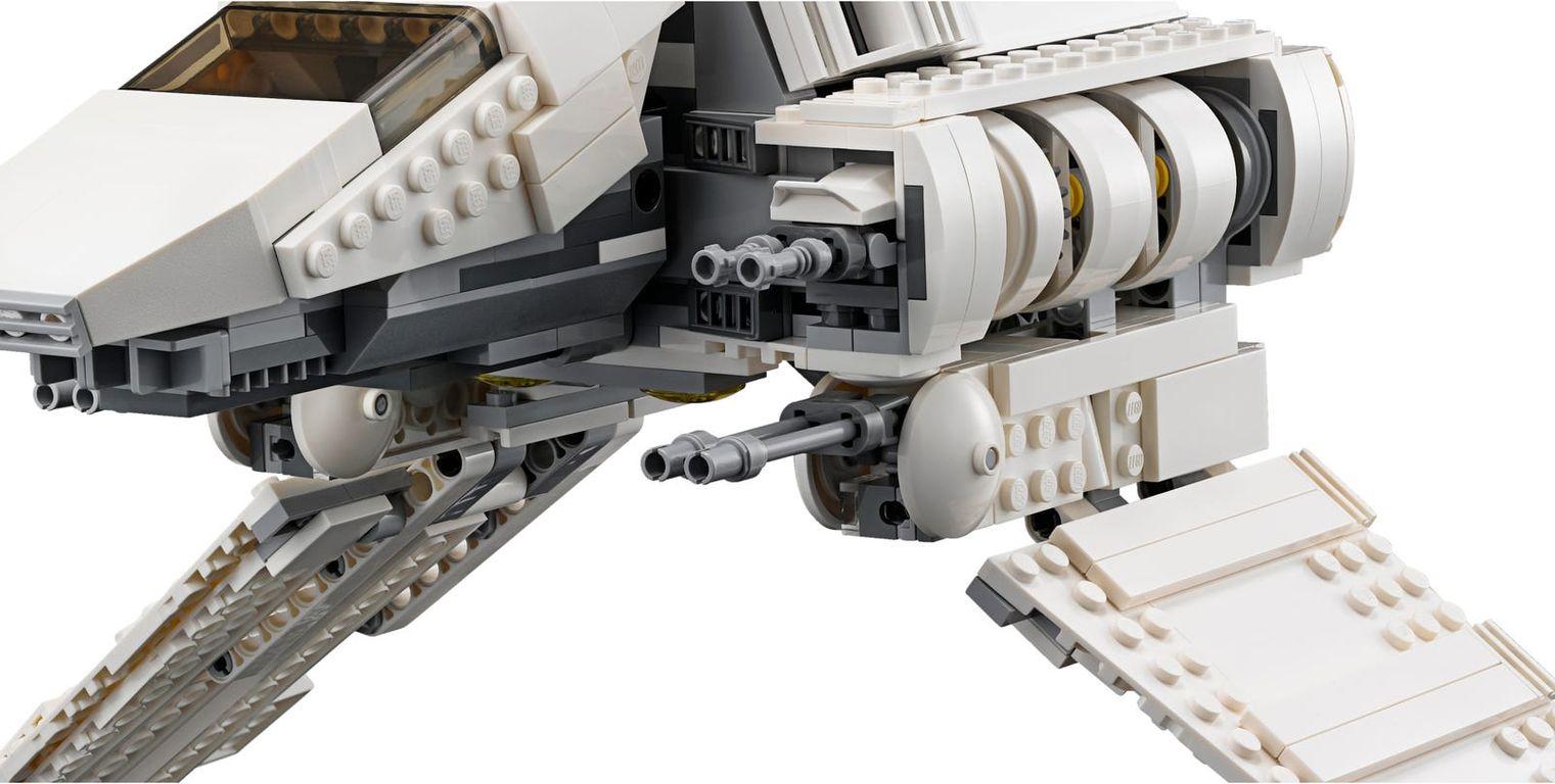 LEGO® Star Wars Imperial Shuttle Tydirium™ components