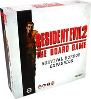 Resident Evil 2: The Board Game - Survival Horror Expansion
