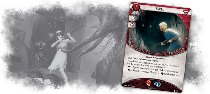 Arkham Horror The Card Game: Echoes of the Past (Mythos Pack) kaarten