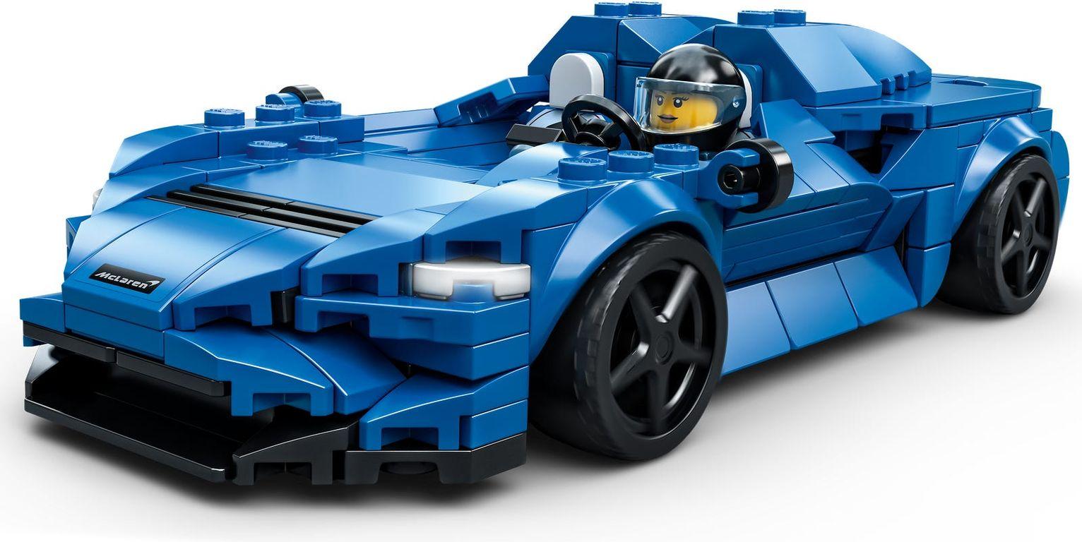 LEGO® Speed Champions McLaren Elva gameplay