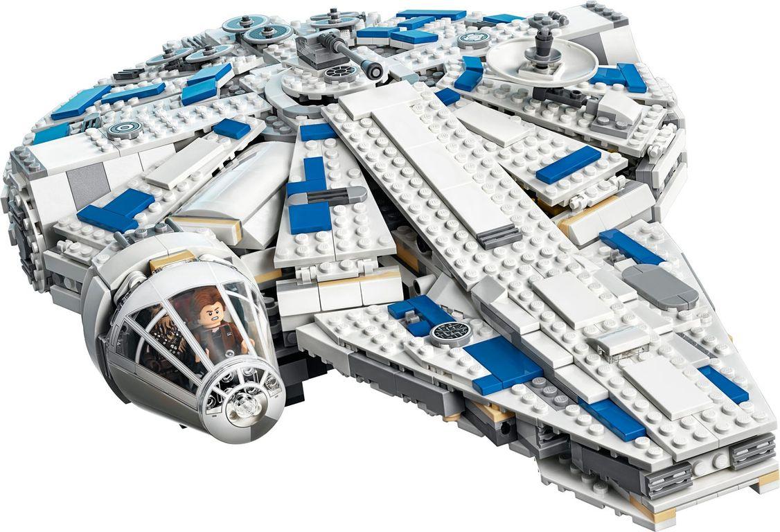LEGO® Star Wars Kessel Run Millennium Falcon™ components