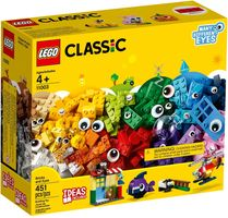 LEGO® Classic Bricks and Eyes
