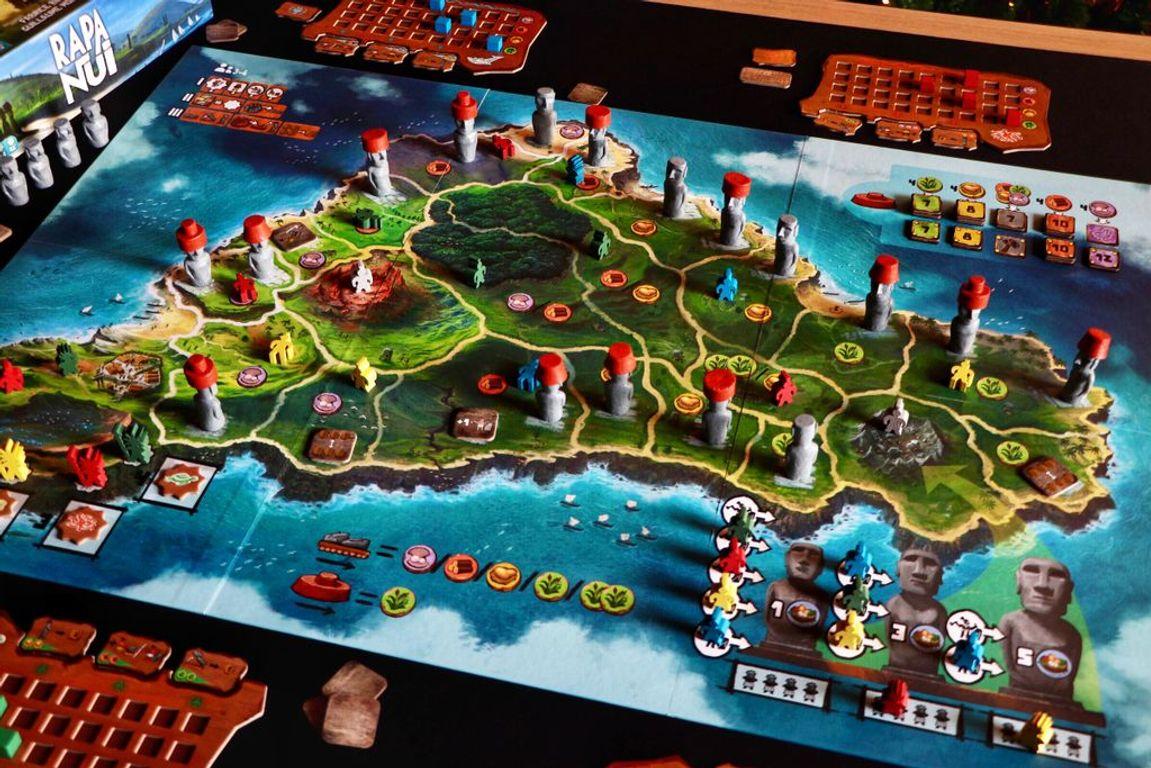 Rapa Nui gameplay
