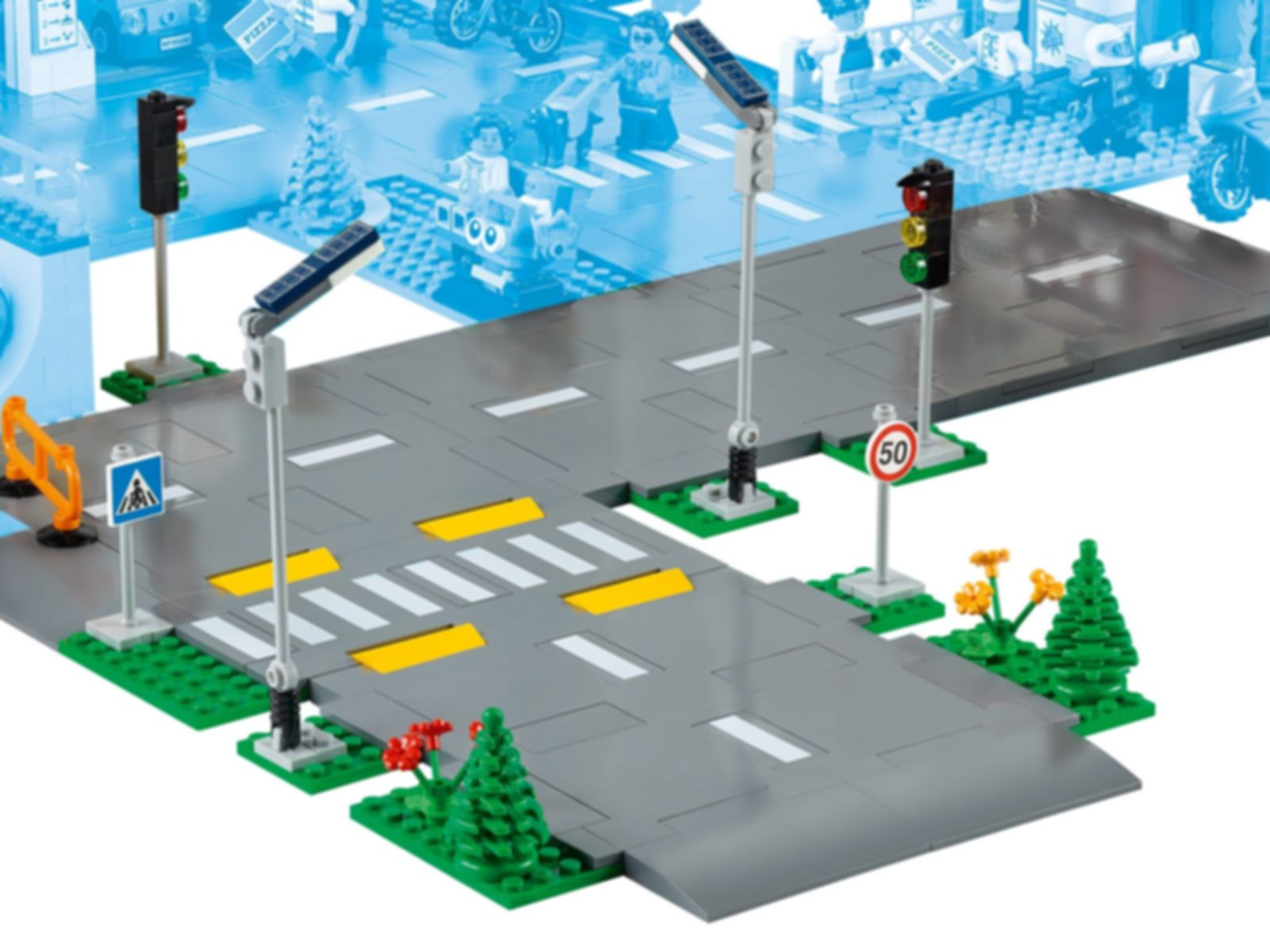 Road Plates components