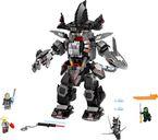 LEGO® Ninjago Garma Mecha Man components