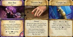 Eldritch Horror: Under the Pyramids cards