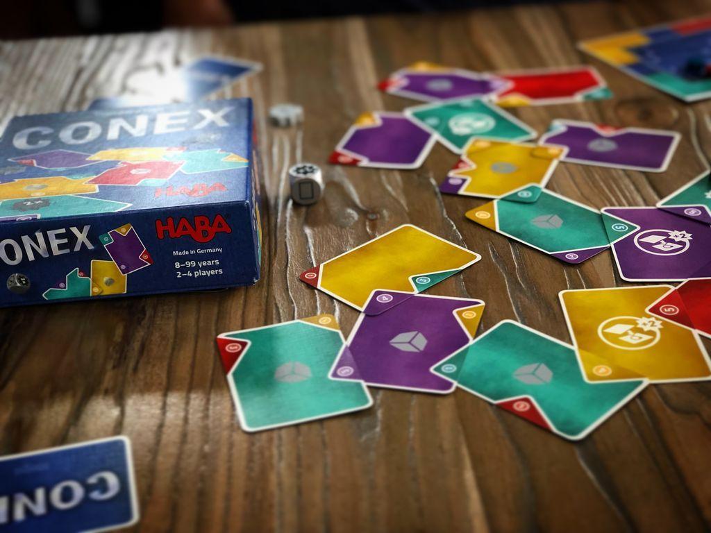 CONEX cards