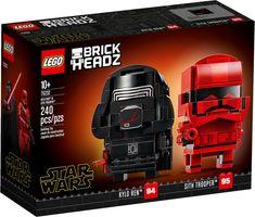 LEGO® BrickHeadz™ Kylo Ren™ & Sith Trooper™