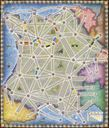 Ticket to Ride Map Collection: Volume 6 – France & Old West spielbrett