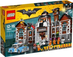 LEGO® Batman Movie Arkham Asylum