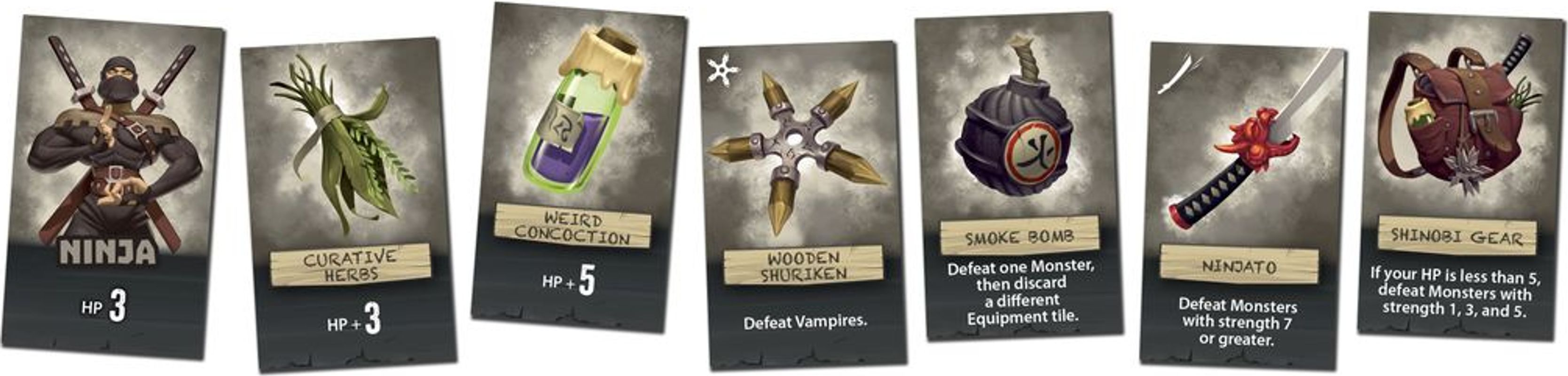 Welcome Back to the Dungeon cards
