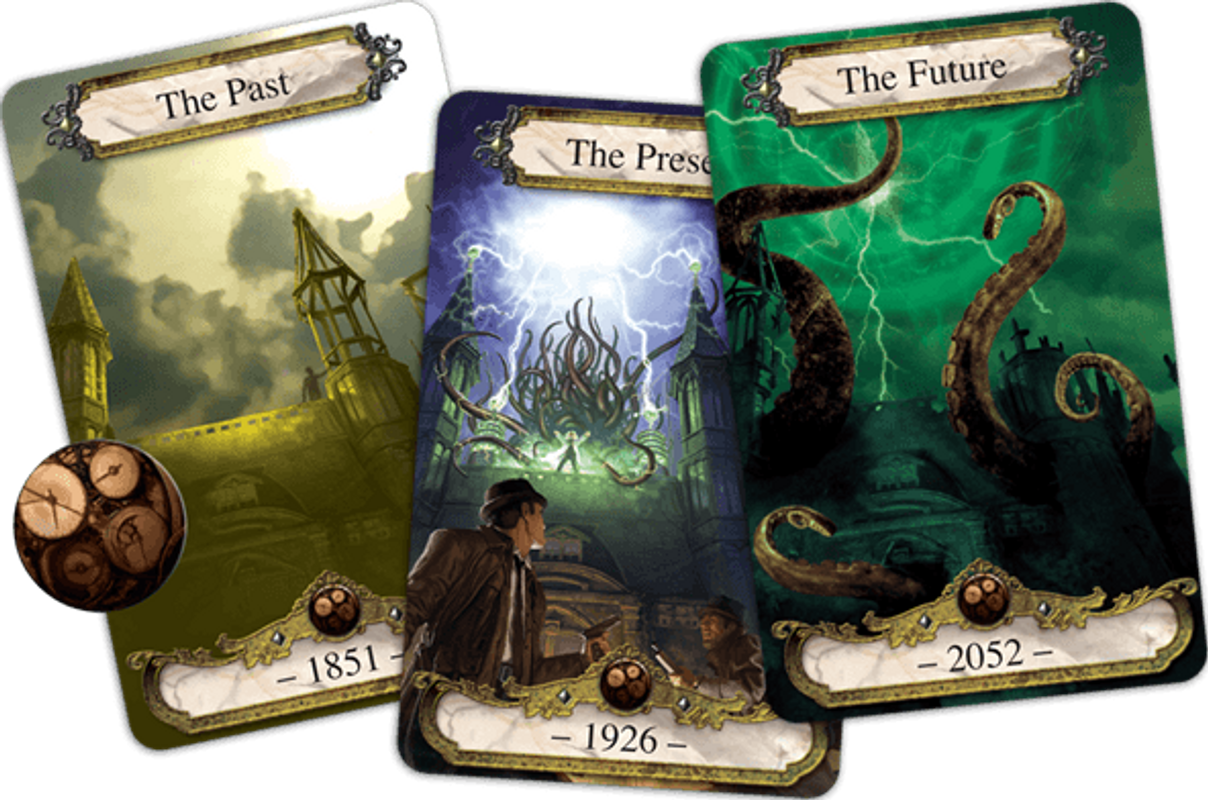 Mansions of Madness: Forbidden Alchemy cards