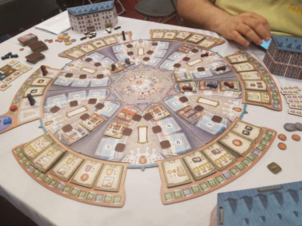 Paris gameplay