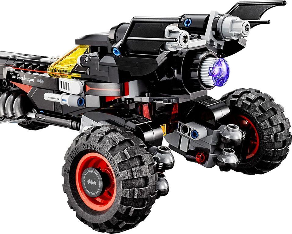 LEGO® Batman Movie The Batmobile back side