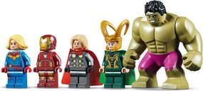 LEGO® Marvel Avengers Wrath of Loki minifigures