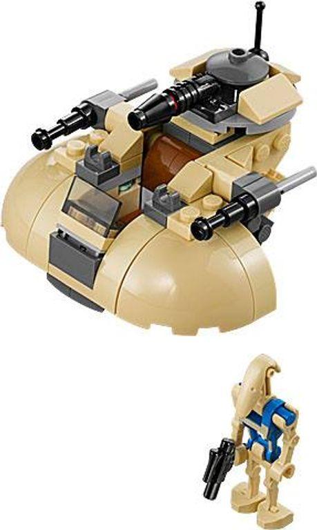 LEGO® Star Wars AAT components