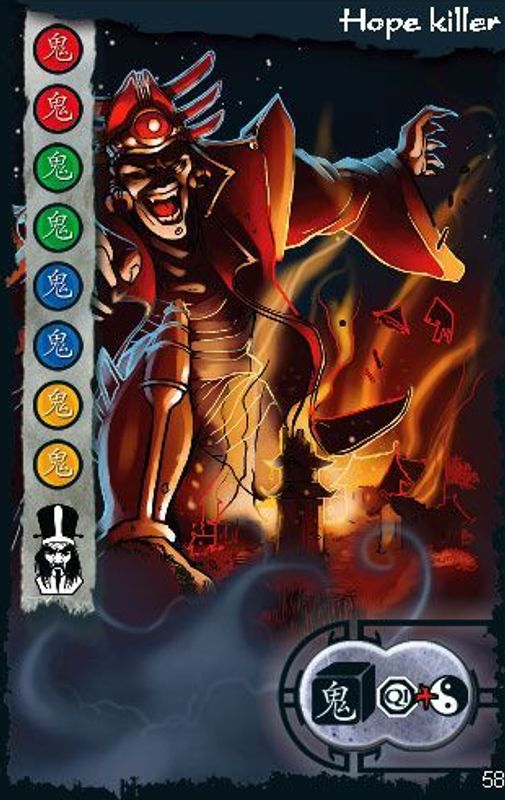 Ghost Stories cards