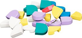 LEGO® DOTS Bag Tag Dragon components