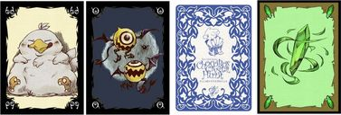 Chocobo's Crystal Hunt cards