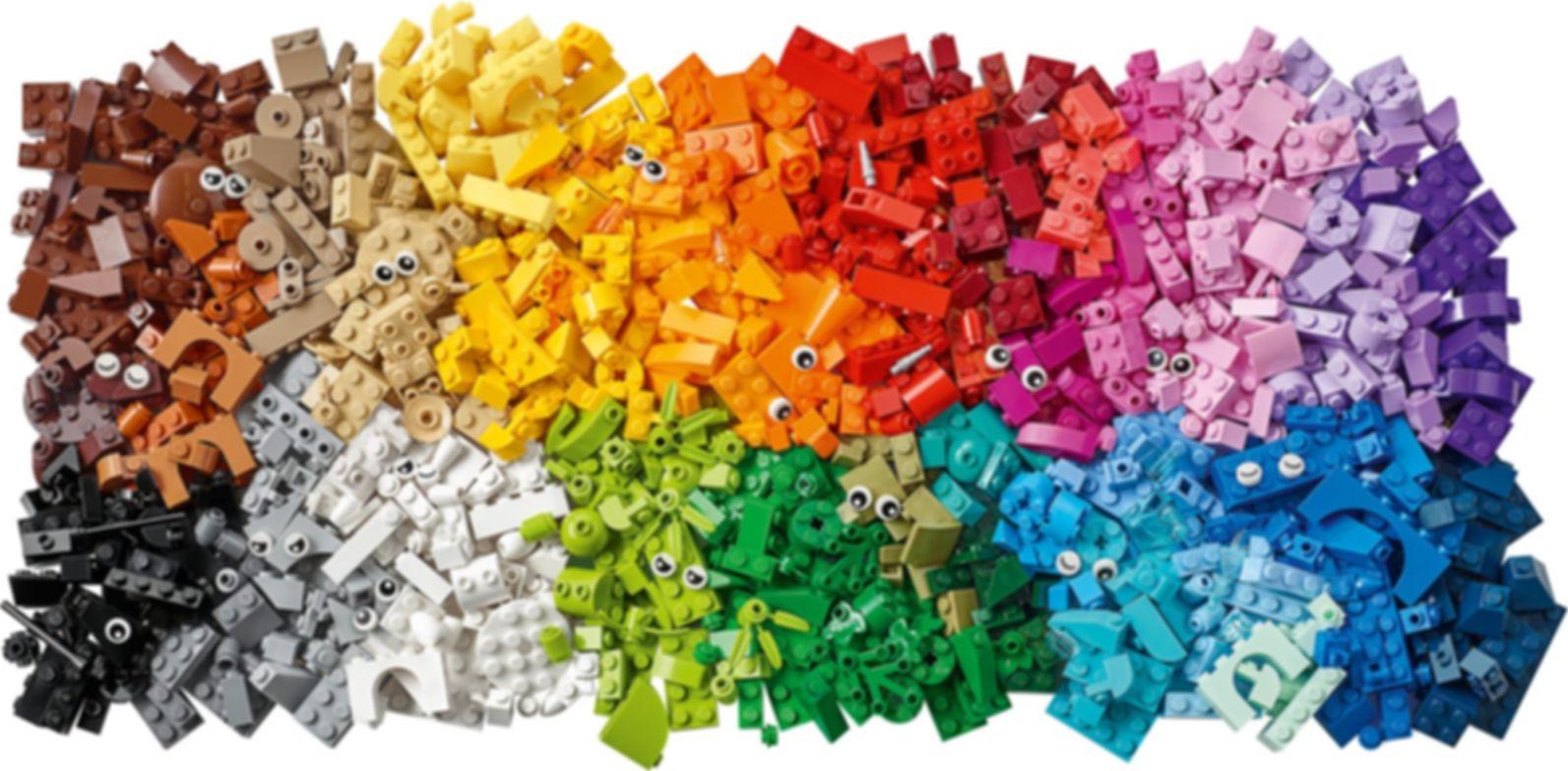 Bricks and Animals components