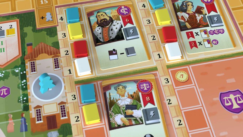 Alma Mater gameplay
