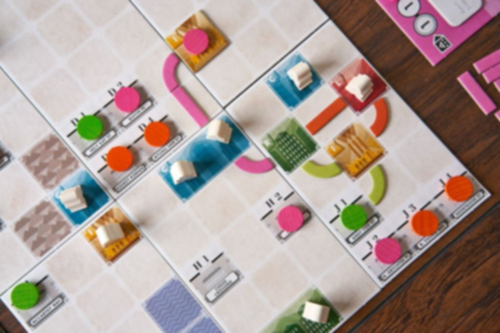Tramways gameplay