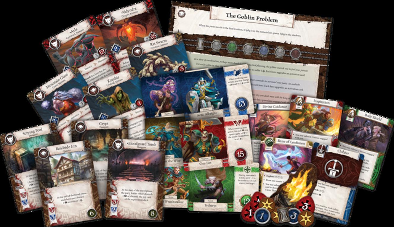 Heroes of Terrinoth cards