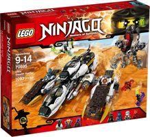 LEGO® Ninjago Ultra Stealth Raider