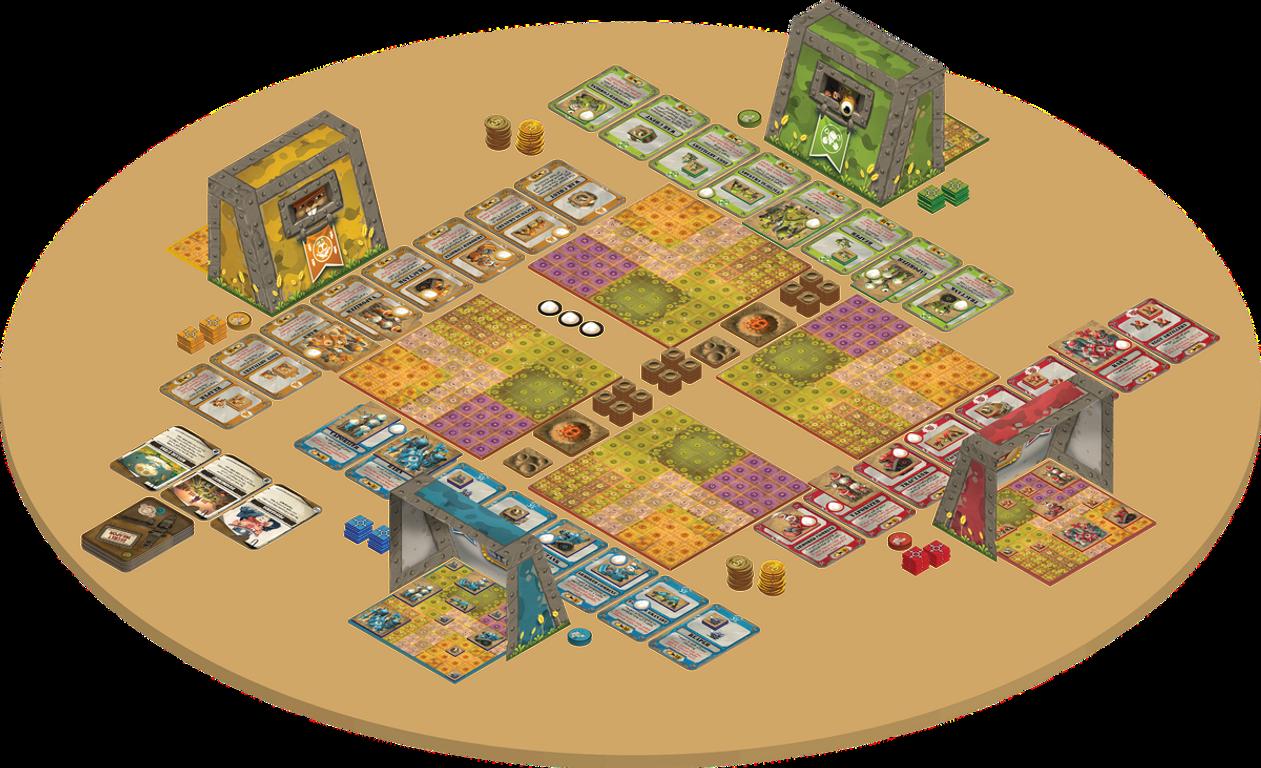 Henhouse Havoc gameplay