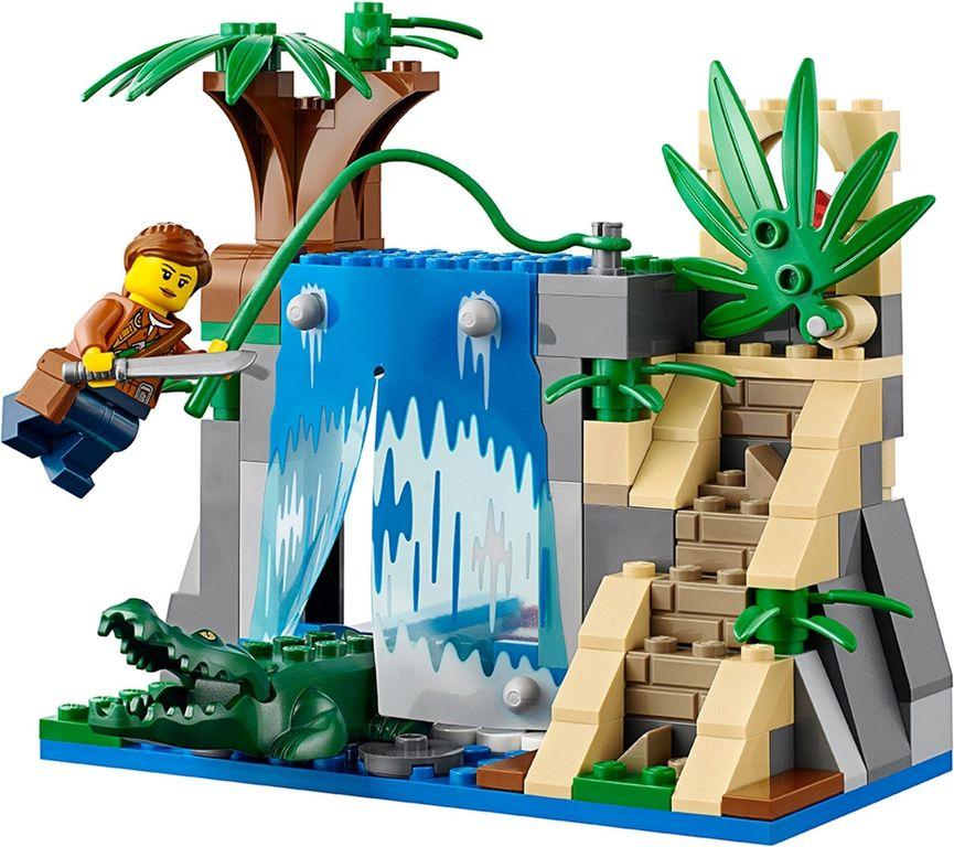 Jungle Mobile Lab components