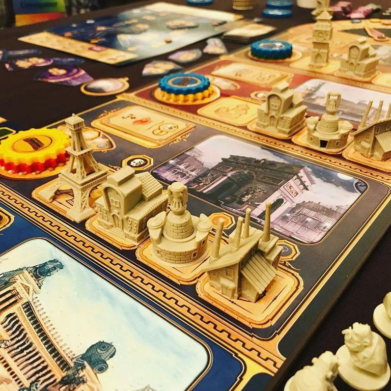 Victorian Masterminds gameplay