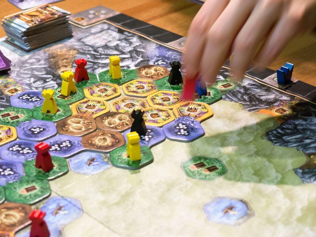 Pandoria gameplay