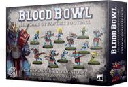 Blood Bowl (2016 edition): Gwaka'moli Crater Gators – Lizardmen Blood Bowl Team