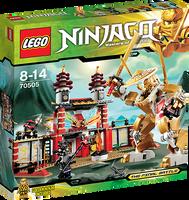 LEGO® Ninjago Temple of Light