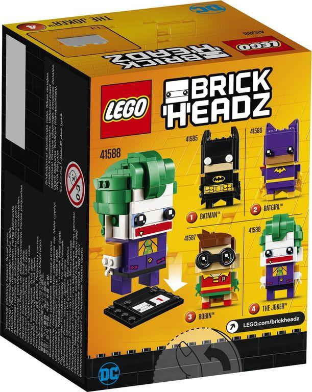 The Joker™ back of the box