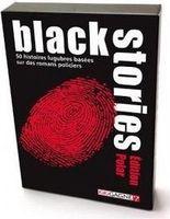 black stories: Krimi Edition