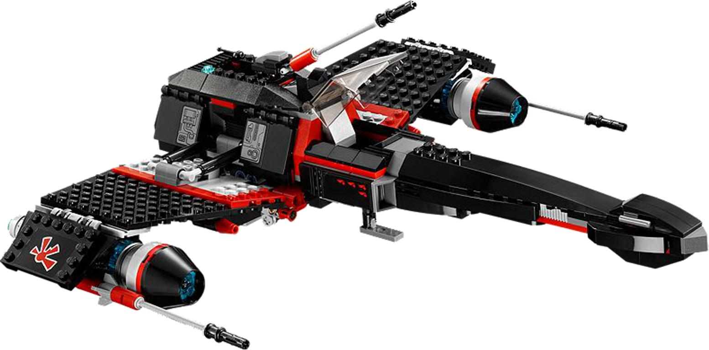 LEGO® Star Wars Jek-14's Stealth Starfighter spaceship