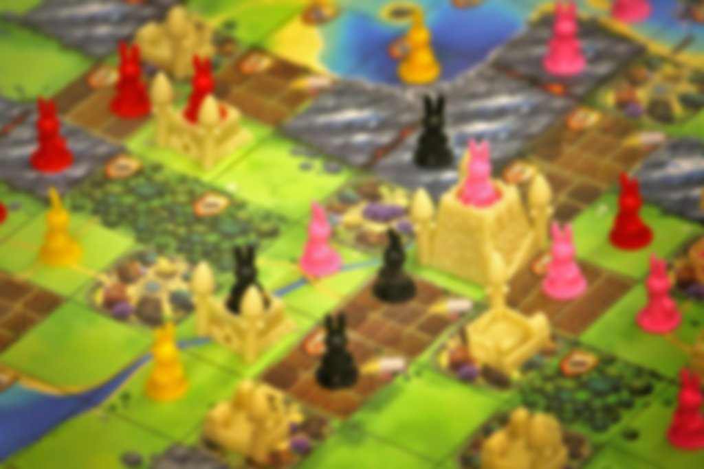 Bunny Kingdom gameplay