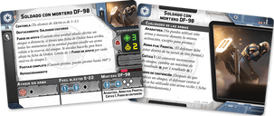Star Wars: Legion – Imperial Shoretroopers Unit Expansion cards