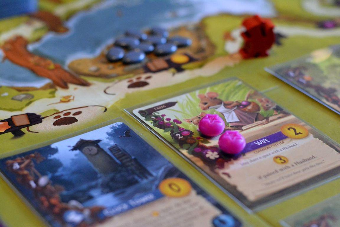 Everdell gameplay