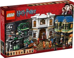 LEGO® Harry Potter Diagon Alley
