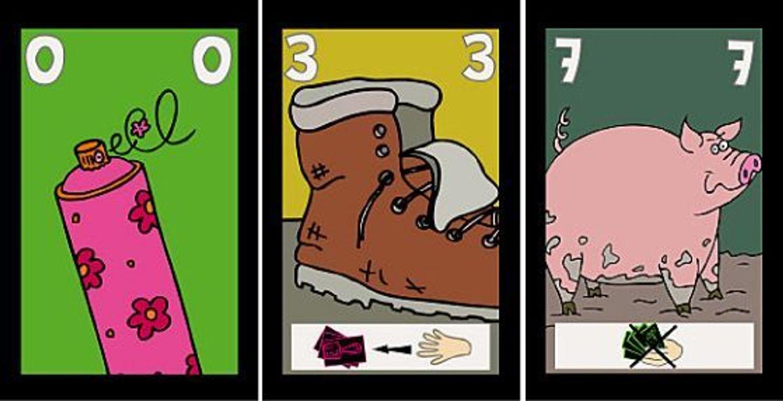 PRRRT... cards