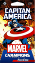 Marvel Champions: Il Gioco di Carte - Capitan America: Pack Eroe