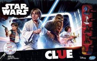 Clue: Star Wars edition
