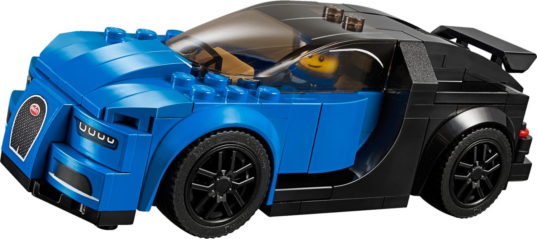 LEGO® Speed Champions Bugatti Chiron gameplay