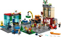 LEGO® City Town Center components