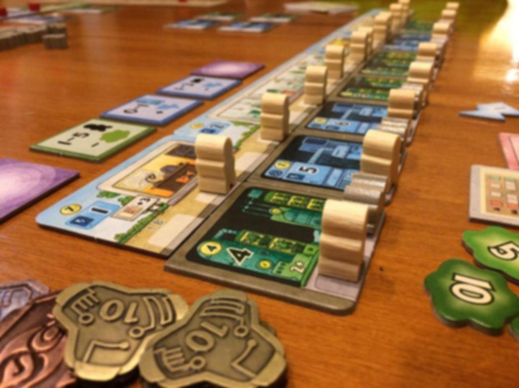 Futuropia gameplay