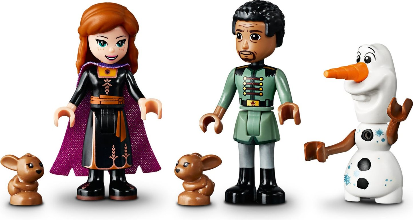 LEGO® Disney Enchanted Treehouse minifigures