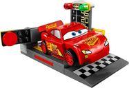 Lightning McQueen Speed Launcher components