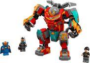 LEGO® Marvel Tony Stark's Sakaarian Iron Man components